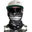 HAD Coolmax Sun Protection Halsbedekking grijs/zwart